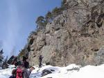 13.04.2006 Das erste Mal klettern 2006: Vallberget :: 0021