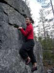 24/16. April Bouldring in Umeå :: DSCN8624